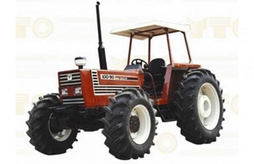 Трактор YTO-1104