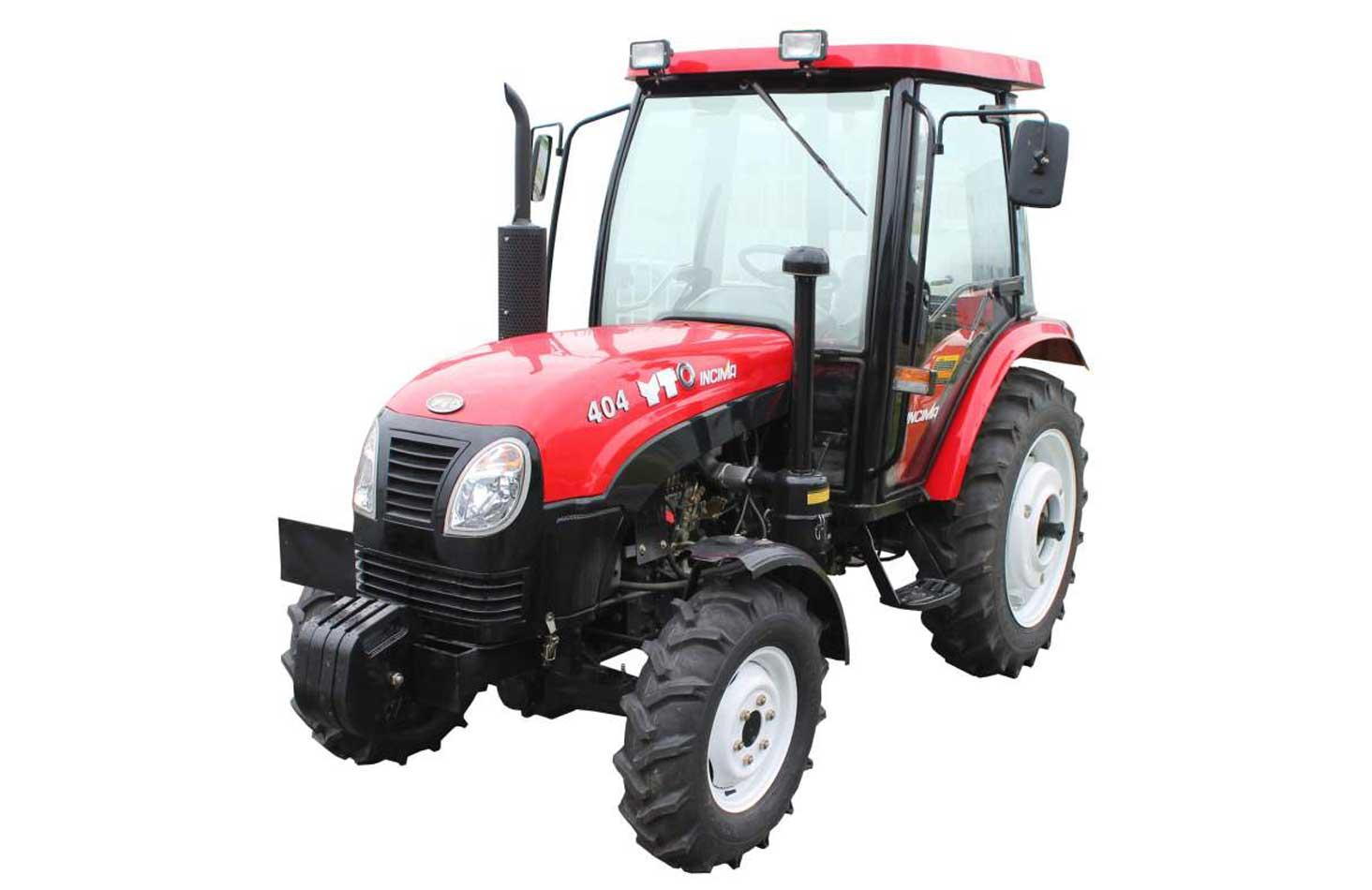 Трактор YTO-404