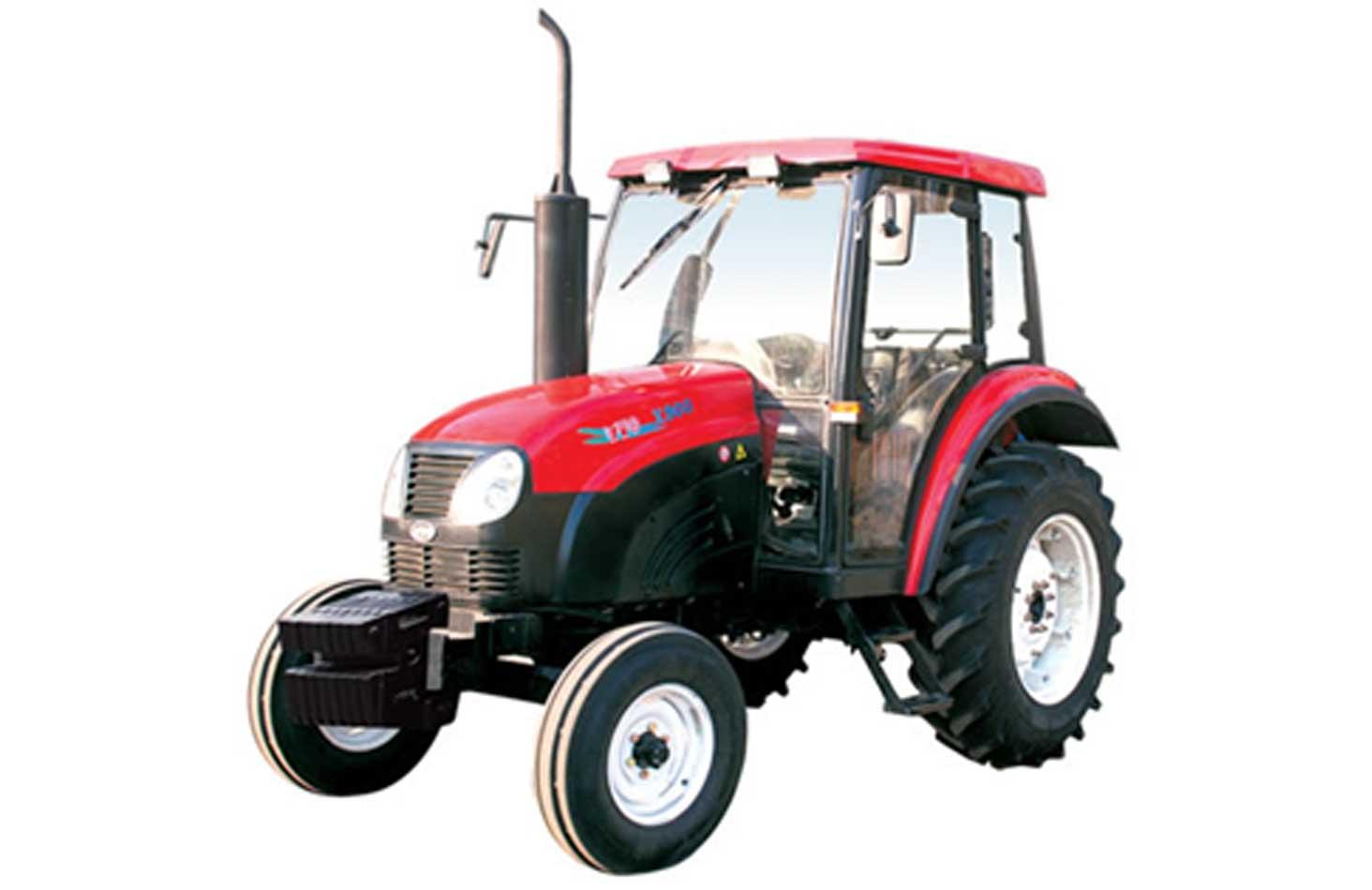 Колесный трактор YTO-X704
